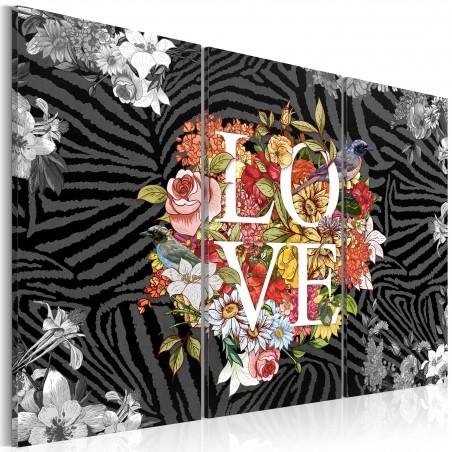 Quadro - Flowers from the heart - Quadri e decorazioni