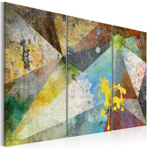 Quadro - Through the Prism of Colors - Quadri e decorazioni