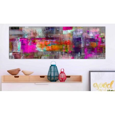 Quadro - Paese dei colori - Quadri e decorazioni
