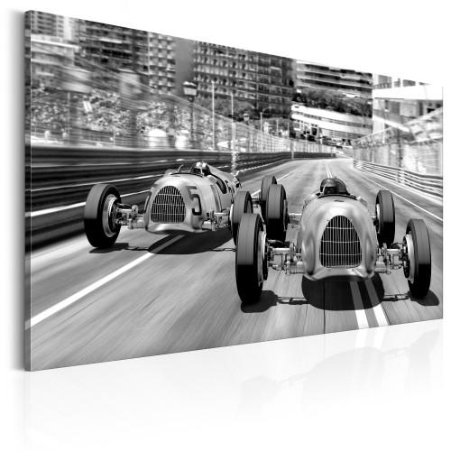 Quadro - Old Cars Racing - Quadri e decorazioni