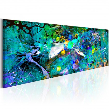 Quadro - Sapphire Jungle - Quadri e decorazioni