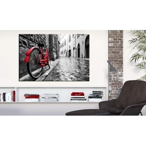 Quadro - Vintage Red Bike - Quadri e decorazioni