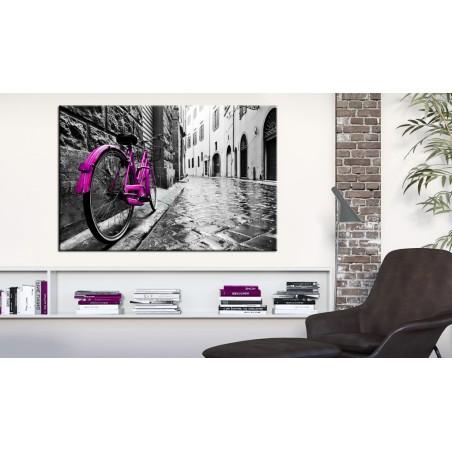 Quadro - Vintage Pink Bike - Quadri e decorazioni