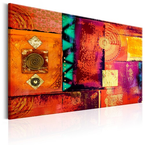 Quadro - Abstract Chaos - Quadri e decorazioni