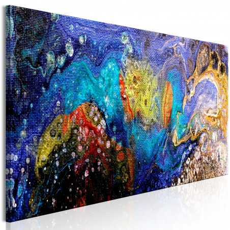 Quadro - Bottom of the Ocean (1 Part) Narrow - Quadri e decorazioni