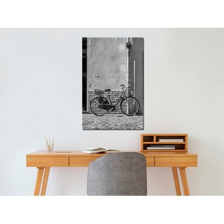 Quadro - Old Italian Bicycle (1 Part) Vertical - Quadri e decorazioni