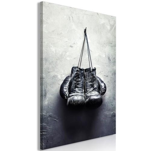 Quadro - Boxing Gloves (1 Part) Vertical - Quadri e decorazioni