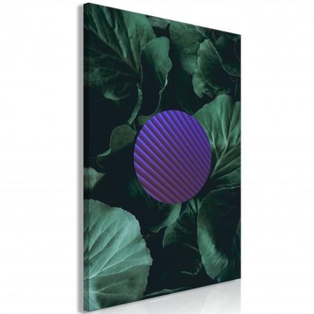 Quadro - Botanical Abstraction (1 Part) Vertical - Quadri e decorazioni