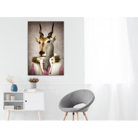 Quadro - Antelope Jessica (1 Part) Vertical - Quadri e decorazioni