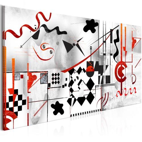 Quadro - Maze (1 Part) Narrow - Quadri e decorazioni