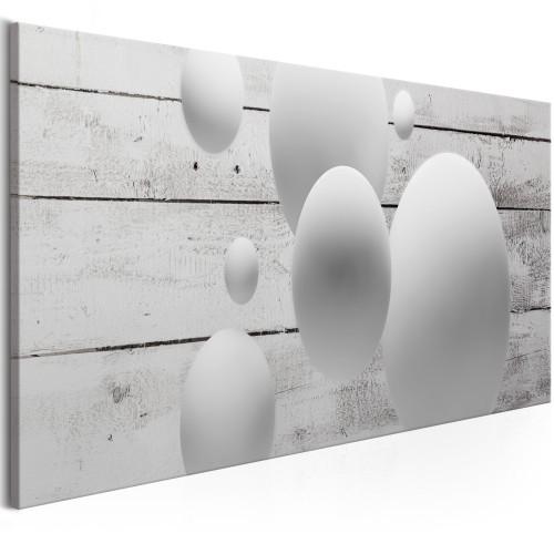 Quadro - Balls and Boards (1 Part) Narrow - Quadri e decorazioni