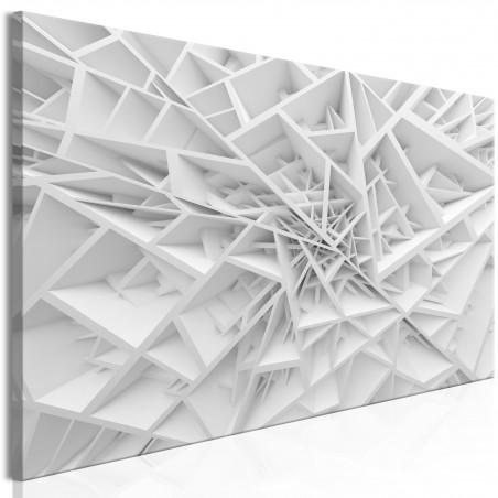 Quadro - Complicated Geometry (1 Part) Narrow - Quadri e decorazioni