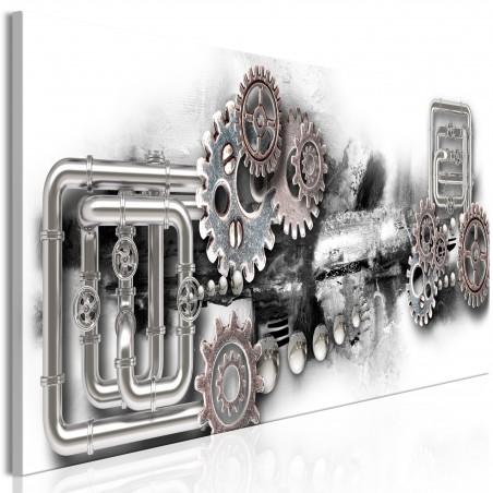 Quadro - Strange Machine (1 Part) Narrow - Quadri e decorazioni