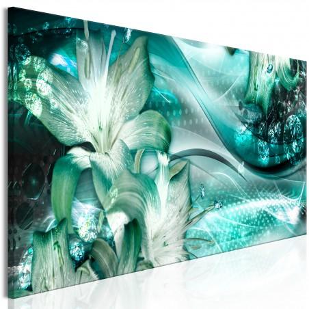 Quadro - Emerald Dream (1 Part) Narrow - Quadri e decorazioni