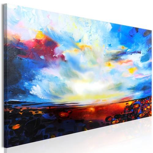 Quadro - Colourful Sky (1 Part) Narrow - Quadri e decorazioni