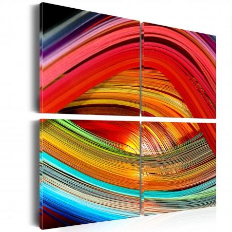 Quadro - Profondità colorate - Quadri e decorazioni
