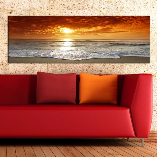 Quadro - romantico tramonto - Quadri e decorazioni