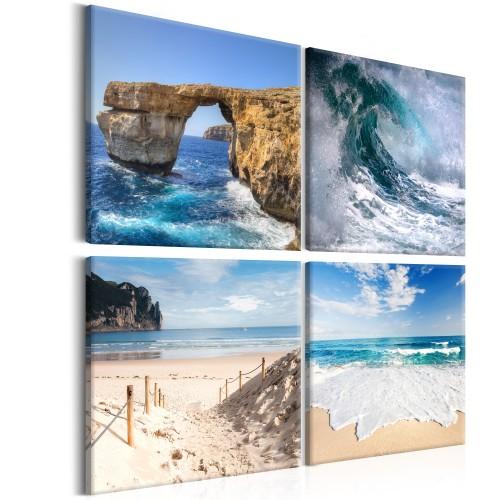 Quadro - Bellezza dell'oceano - Quadri e decorazioni