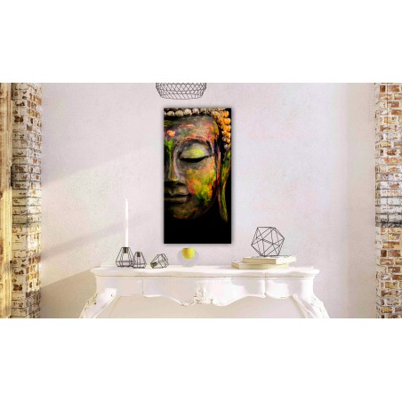 Quadro - Buddha's Face - Quadri e decorazioni