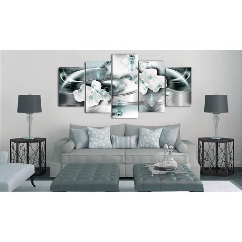 Quadro - Mare di platinum - Quadri e decorazioni