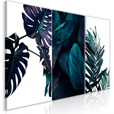 Quadro - Cold Leaves (3 Parts) - Quadri e decorazioni