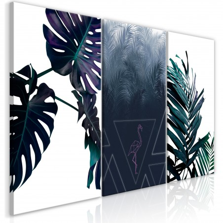 Quadro - Cool Leaves (3 Parts) - Quadri e decorazioni