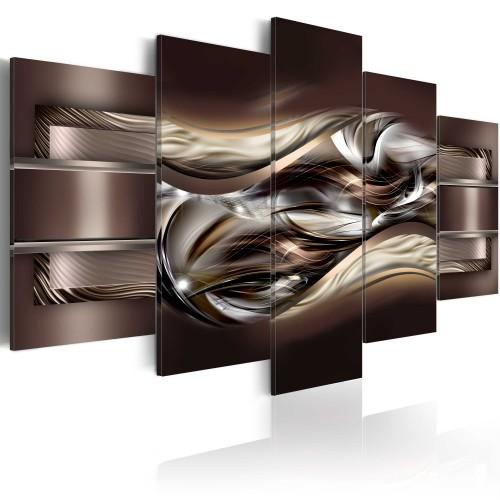 Quadro - Variazione di cioccolato - Quadri e decorazioni