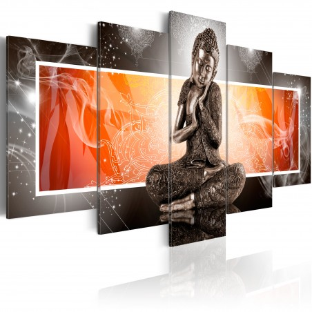 Quadro - Buddha and ornaments - Quadri e decorazioni