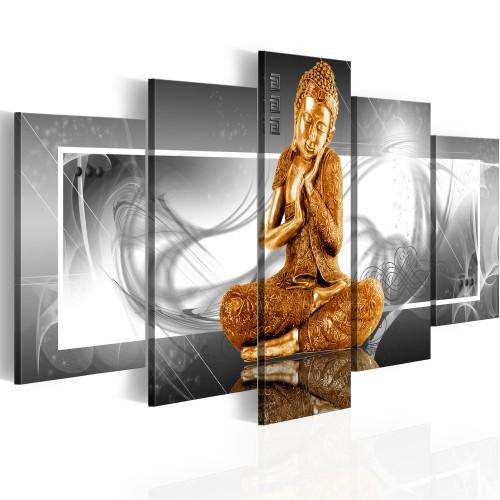 Quadro - Preghiera buddista - Quadri e decorazioni