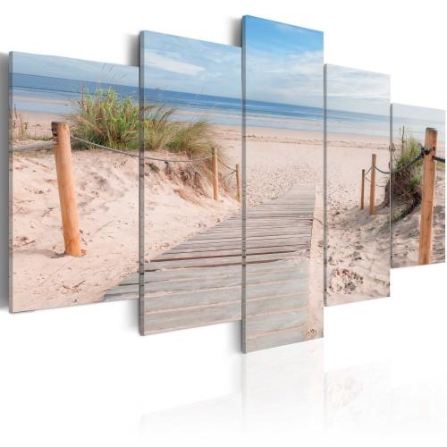 Quadro - Mattina in spiaggia - Quadri e decorazioni