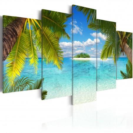 Quadro - Isola di paradiso - Quadri e decorazioni