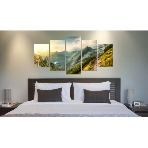 Quadro - Slovak paesaggio montano - Quadri e decorazioni