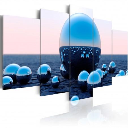 Quadro - Floating Balls - Quadri e decorazioni