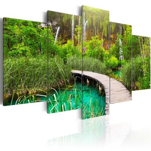 Quadro - Emerald Trail - Quadri e decorazioni