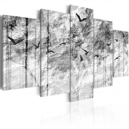 Quadro - Ricordi di carta - Quadri e decorazioni
