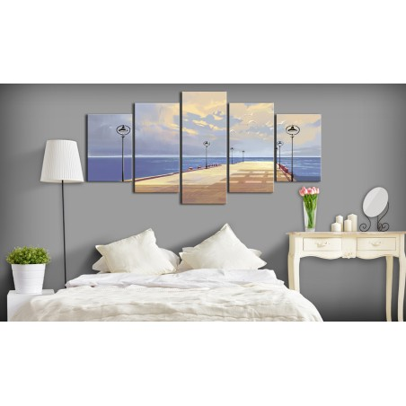 Quadro - Seaside Walk - Quadri e decorazioni