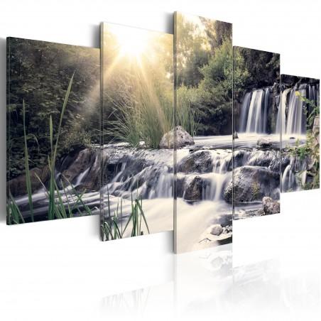 Quadro - Waterfall of Dreams - Quadri e decorazioni