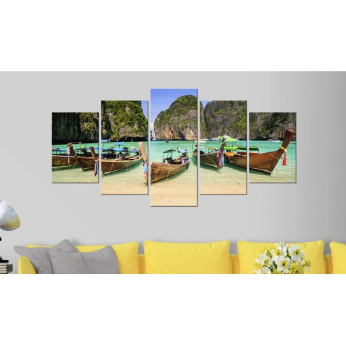 Quadro - A Patch of Paradise - Quadri e decorazioni