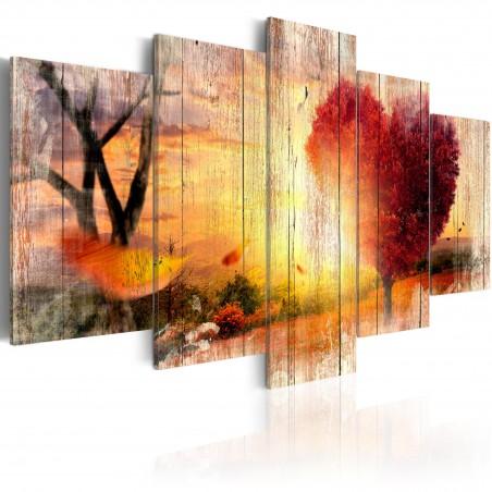 Quadro - Autumnal Love - Quadri e decorazioni
