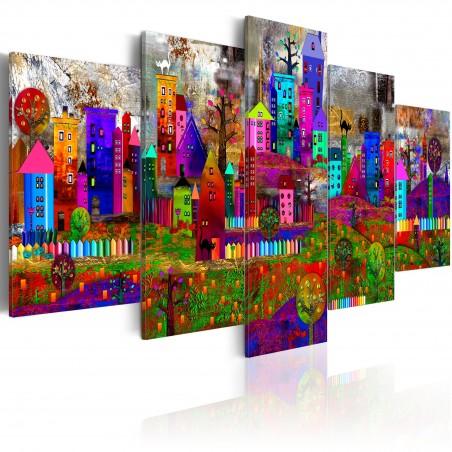Quadro - The City of Expression - Quadri e decorazioni