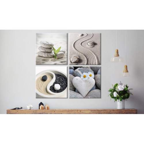 Quadro - Sea: Yin and Yang - Quadri e decorazioni