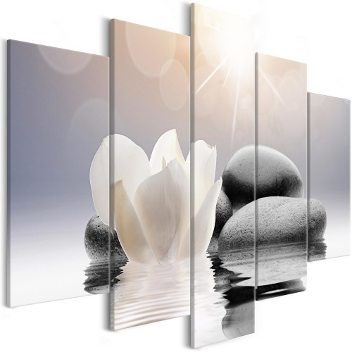 Quadro - Natural Lightness (5 Parts) Wide - Quadri e decorazioni