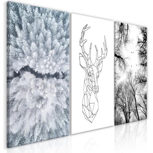 Quadro - Deers Life (Collection) - Quadri e decorazioni
