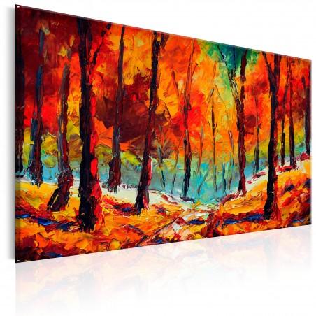Quadro - Artistic Autumn - Quadri e decorazioni