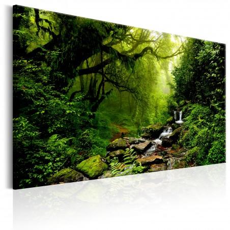 Quadro - Waterfall in the Forest - Quadri e decorazioni
