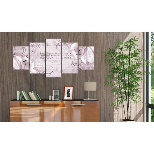 Quadro - Flushed lilies - Quadri e decorazioni