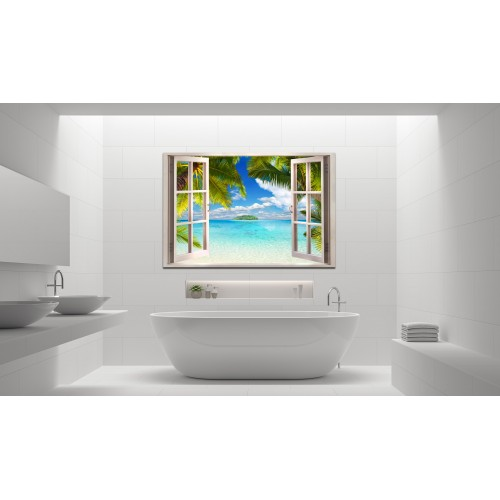 Quadro - Window: Sea View - Quadri e decorazioni