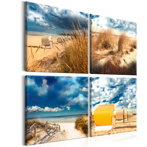 Quadro - Holiday at the Seaside - Quadri e decorazioni