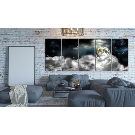 Quadro - Moon in the Clouds I - Quadri e decorazioni