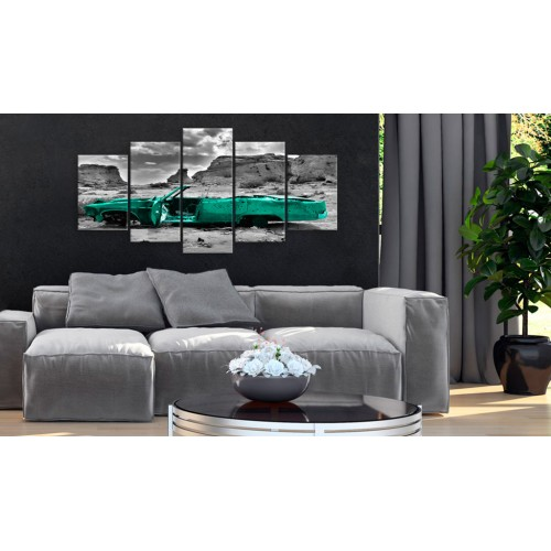 Quadro - Macchina verde - Quadri e decorazioni